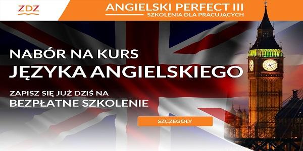 Bezpłatny kurs języka angielskiego